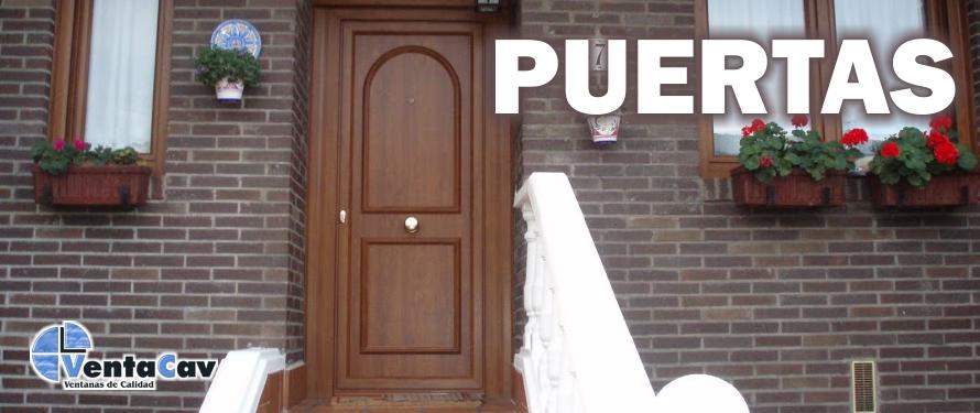 Puertas de PVC